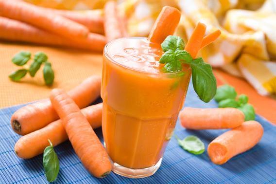 Los beneficios del jugo de zanahoria para bajar de peso | Jugo de ...