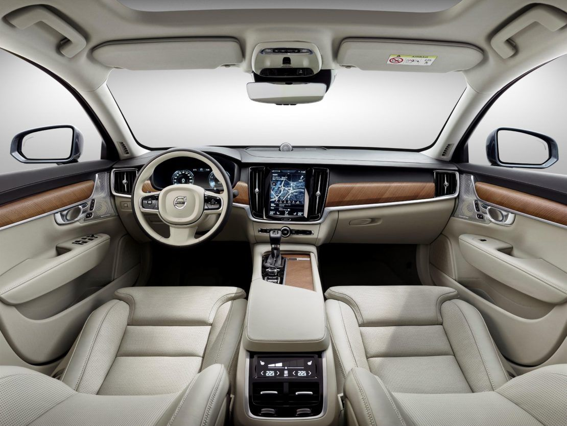 2018 Volvo S80 Interior Cars Models Pertaining To