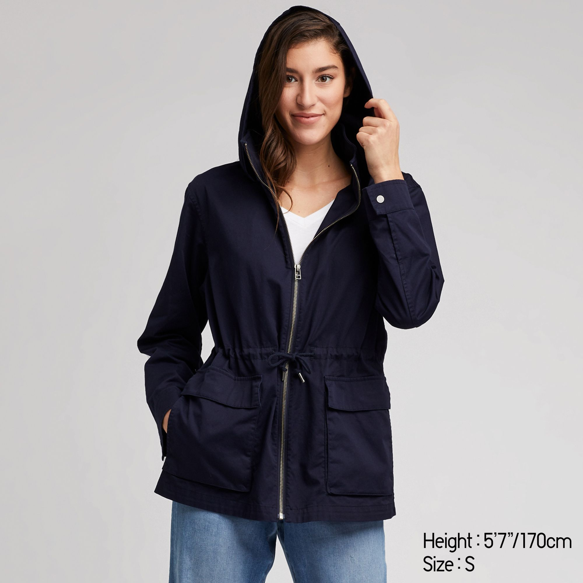 Cotton Parka Women Outerwear Jacket Denim Jacket Women Outerwear Women [ 2000 x 2000 Pixel ]