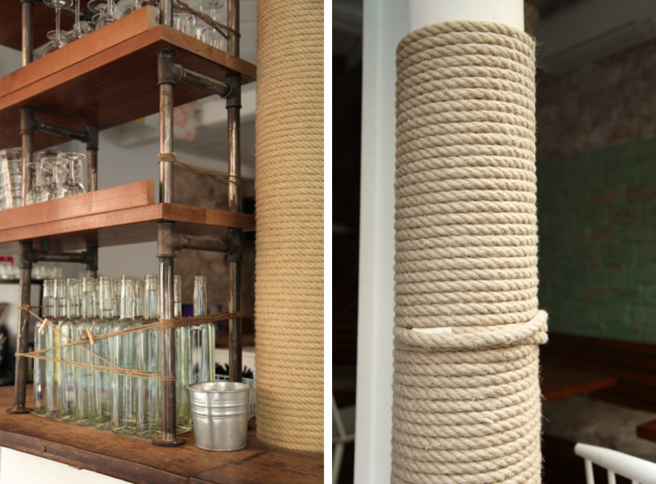 13 Ways To Use Rope In Your Interior Decor Sunporch Of
