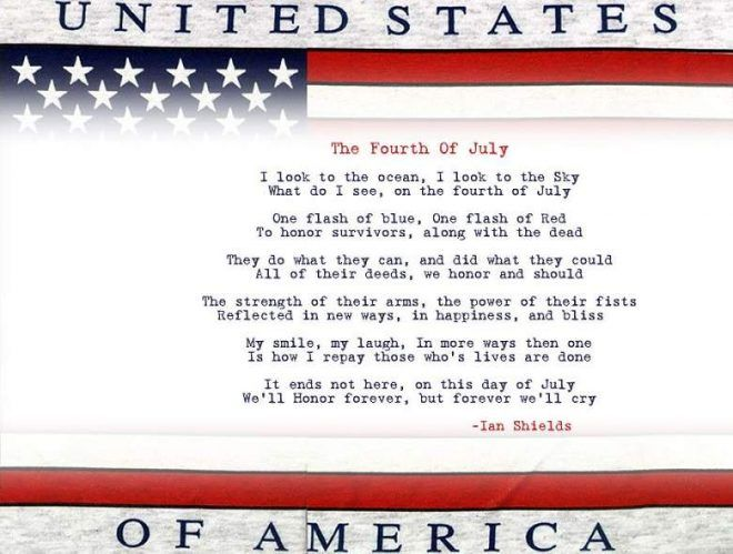 patriotic th of poem happy th of quotes patriotic 4th of poem 2017