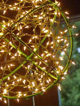 DecoShape Globes are great for the holidays! No more