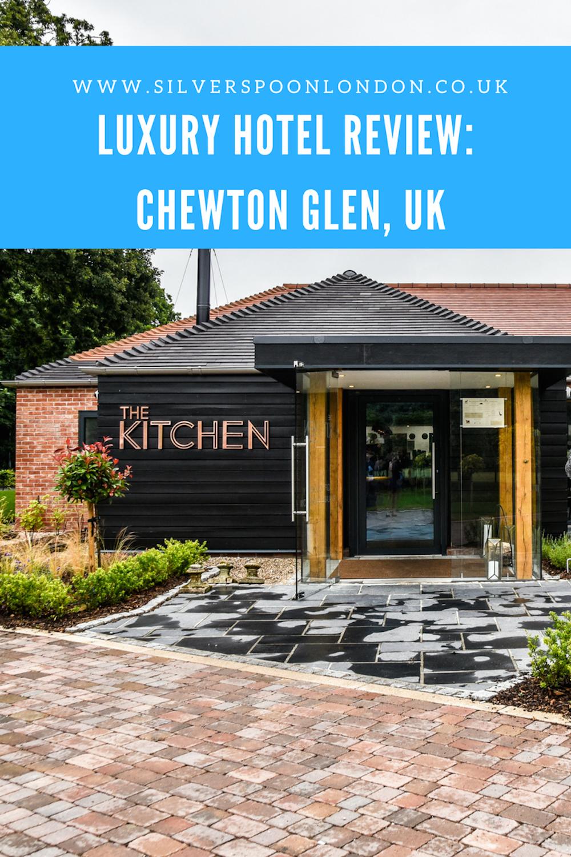 The Kitchen Cookery School at Chewton Glen SilverSpoon