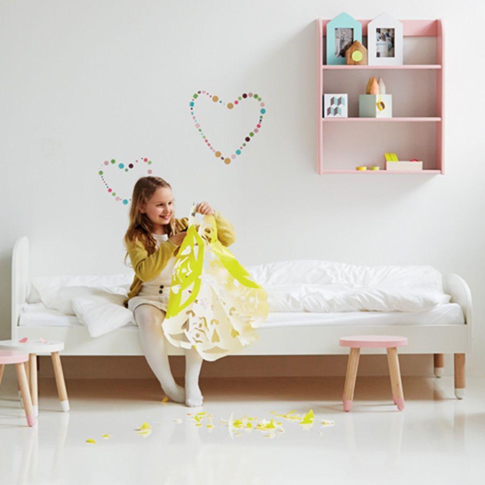 FLEXA KIDS SINGLE BED in White Kids bed furniture