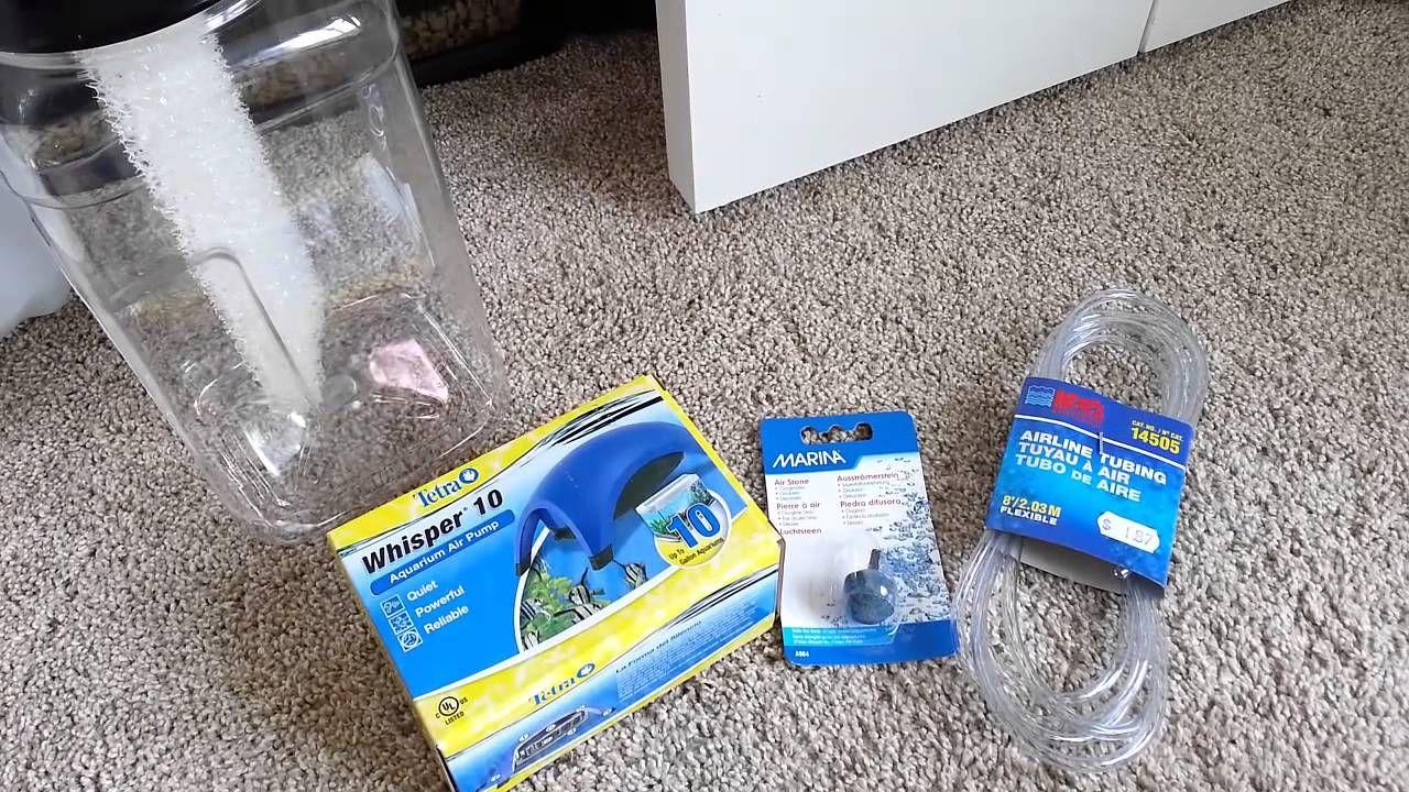 DIY Terrarium Humidifier / fogger / mister for reptile