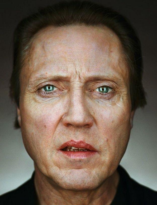 Christopher Walken by Martin Schoeller