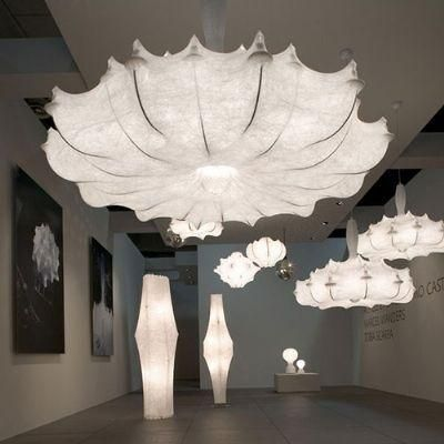 Gorgeous chandelier and lamps