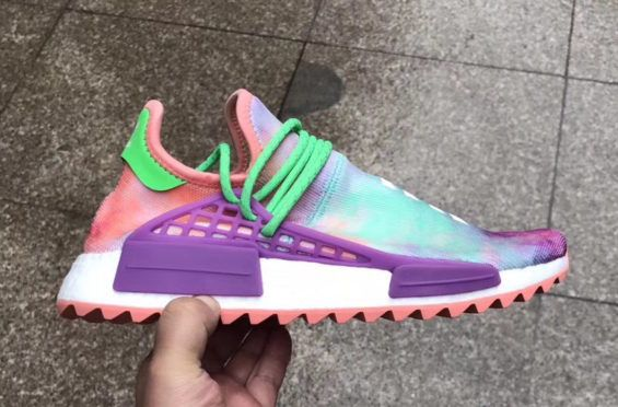 buy online 5ec14 275e3 Release Date Pharrell x adidas NMD Hu Trail Holi Next up for the Pharrell x