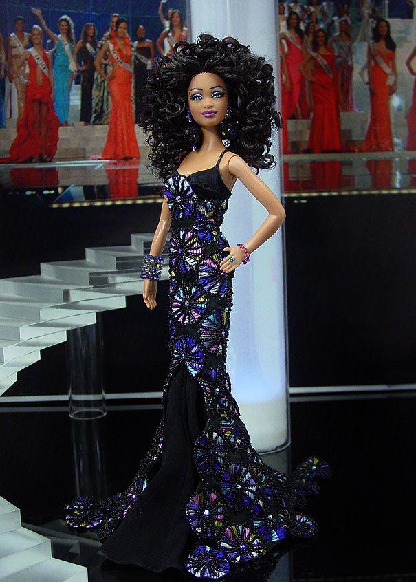 USA: Nativa de Cabo Verde é favorita pa ganha Miss Earth