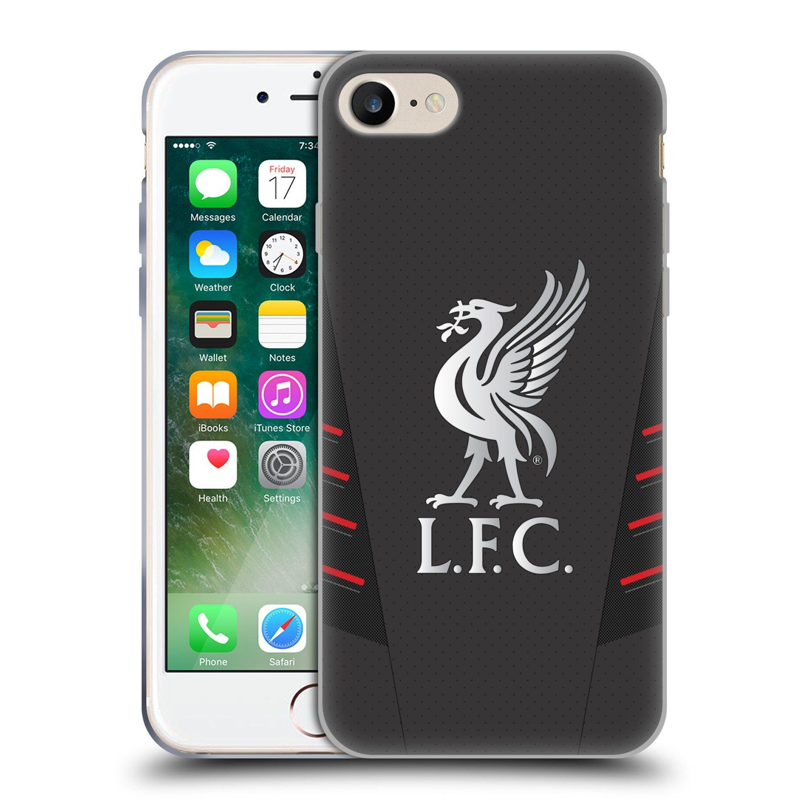 liverpool fc phone case iphone 8