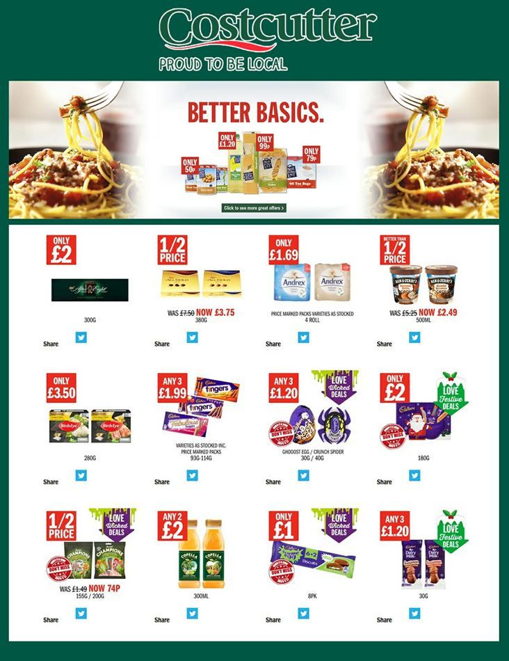 Costcutter Offer 10th - 23th October 2016 - http://www.olcatalogue.co.uk/costcutter/costcutter-offer.html