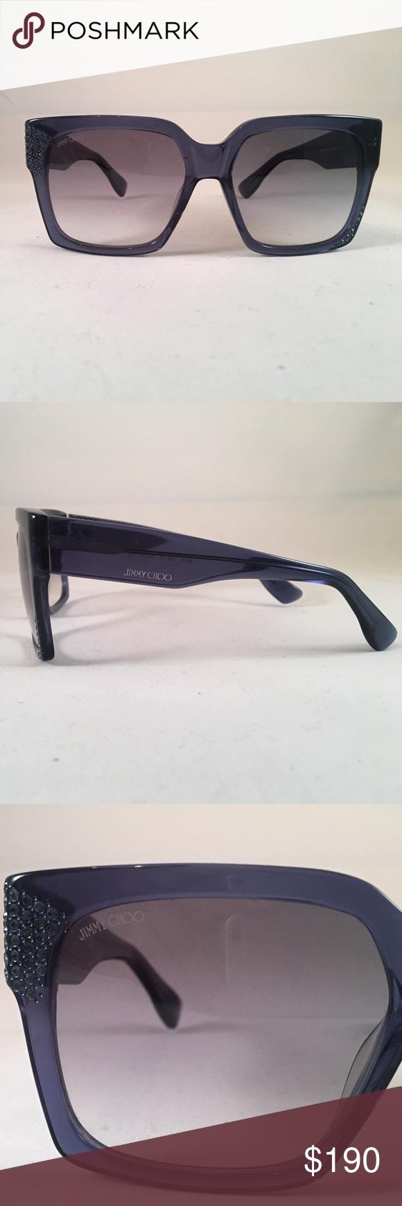 a5f533ca944 Jimmy choo Jen sunglasses Jimmy Choo sunglasses new but will not ship with  original case 100