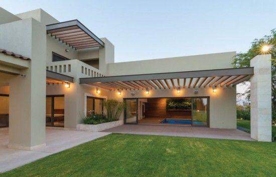 Casa Moderna Y Calida Arquitectura Casa Hermosa Fachadas De Casas Modernas