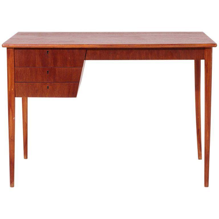 Antique And Vintage Desks And Writing Tables 5 846 For Sale At 1stdibs Teak Cabinet Makers Danish Furniture