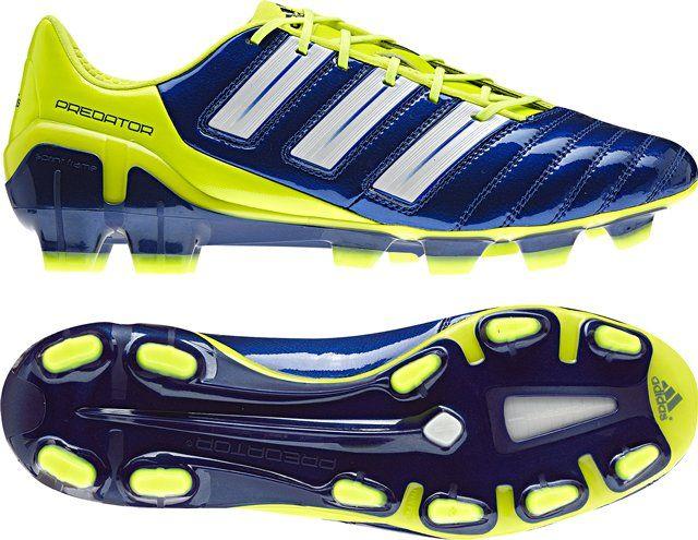 David Beckham Adidas Predators FG