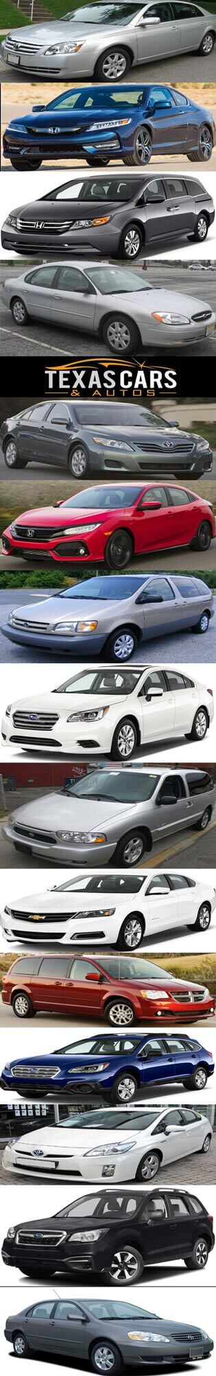 Used Cars For Sale That Can Go 200,000 Miles (With images