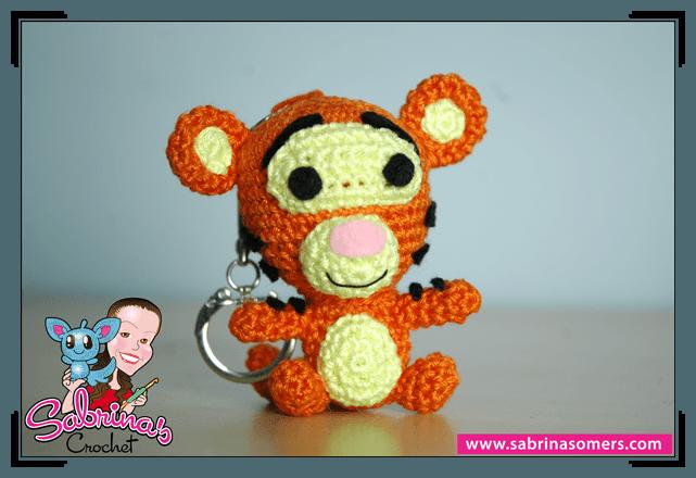 Crochet pattern Tigger   crochet   Pinterest   Häkeln anleitung ...