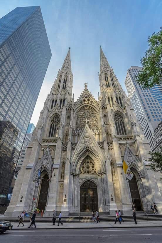 st patricks cathedral history