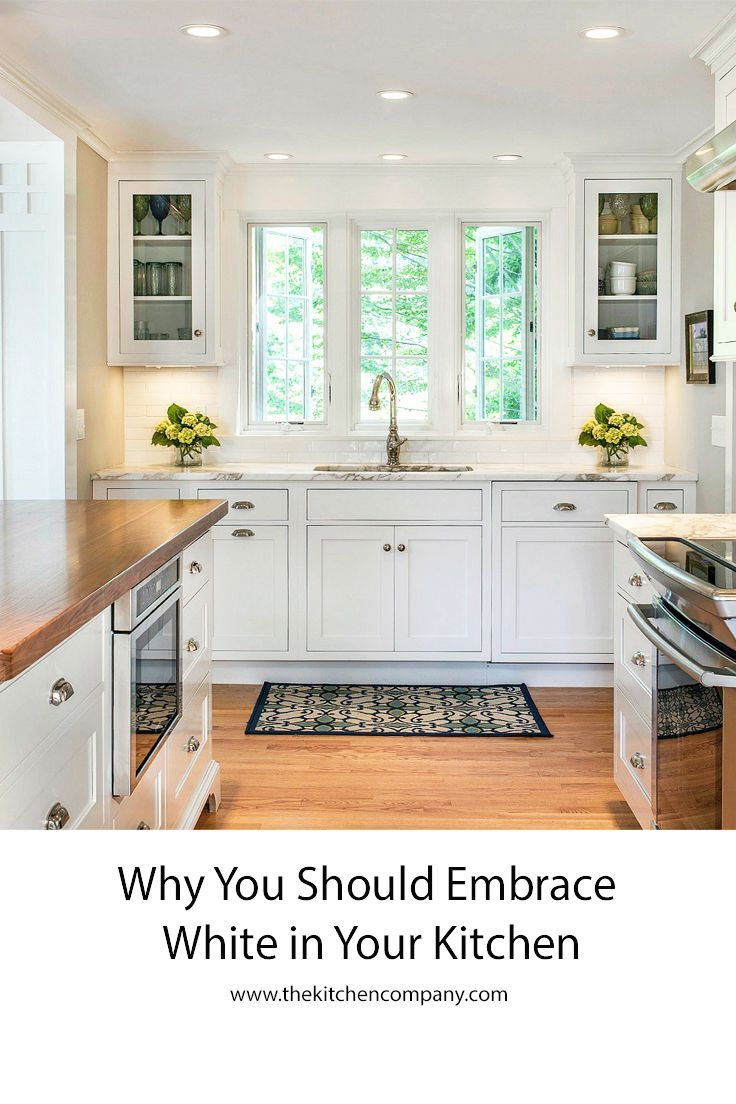 Should I purchase white kitchen cabinets? Are white cabinets hard to ...