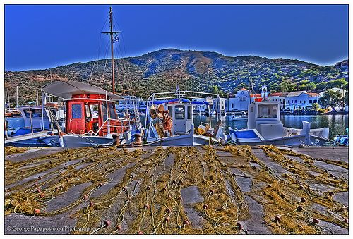 ΝISYROS,PALI - ΝΙΣΥΡΟΣ ΠΑΛΟΙ - HDR by george papapostolou, via Flickr