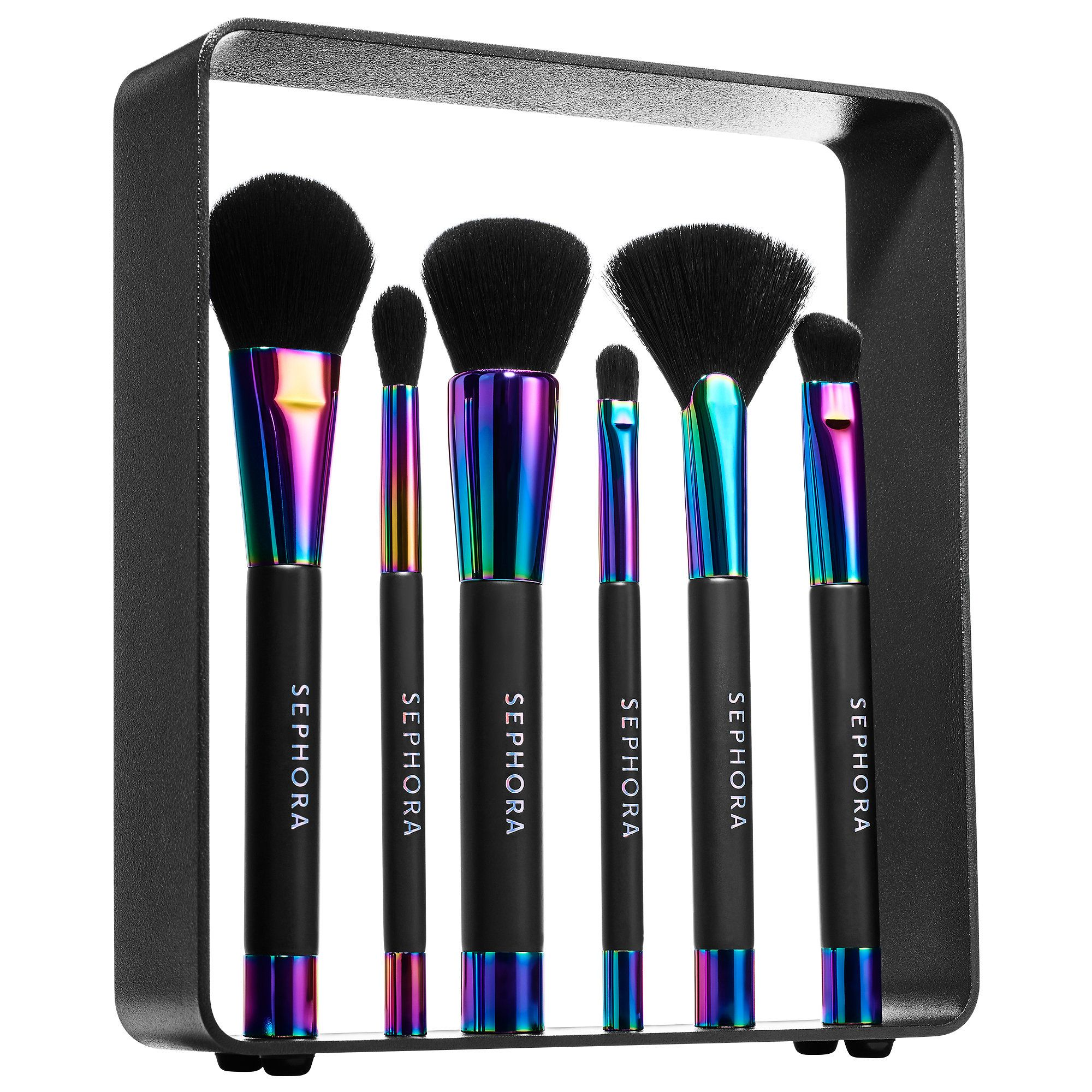Drawn Together Brush Set SEPHORA COLLECTION