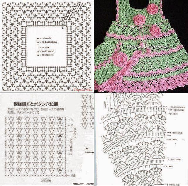 PATRONES CROCHET: HERMOSOS PATRONES | Crochet | Pinterest | Patrones ...