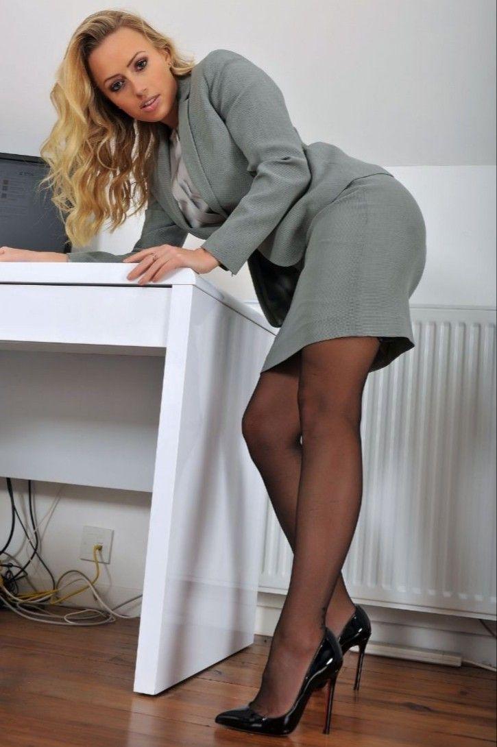 Pin on Office Pantyhose