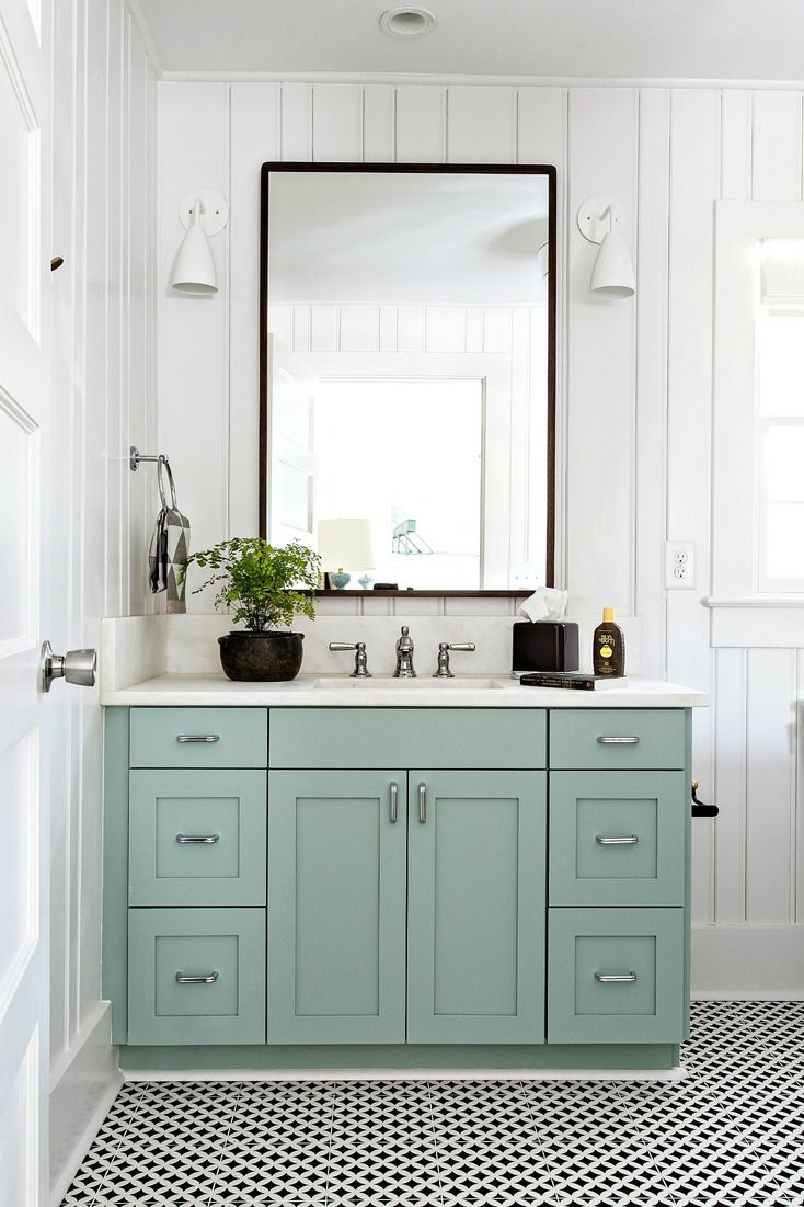 Cabinet Paint Color Trends And How To Choose Timeless Colors Small Bathroom Decor Bathrooms Remodel Bathroom Decor