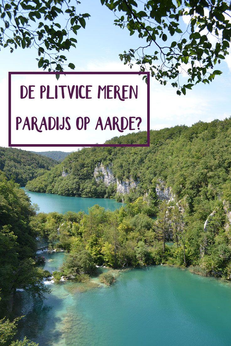 Wanneer je naar Kroatie gaat moet je zeker de Plitvice Meren bezoeken. Prachtige meren waar je heerlijk kunt wandelen. Ik geef je tips!