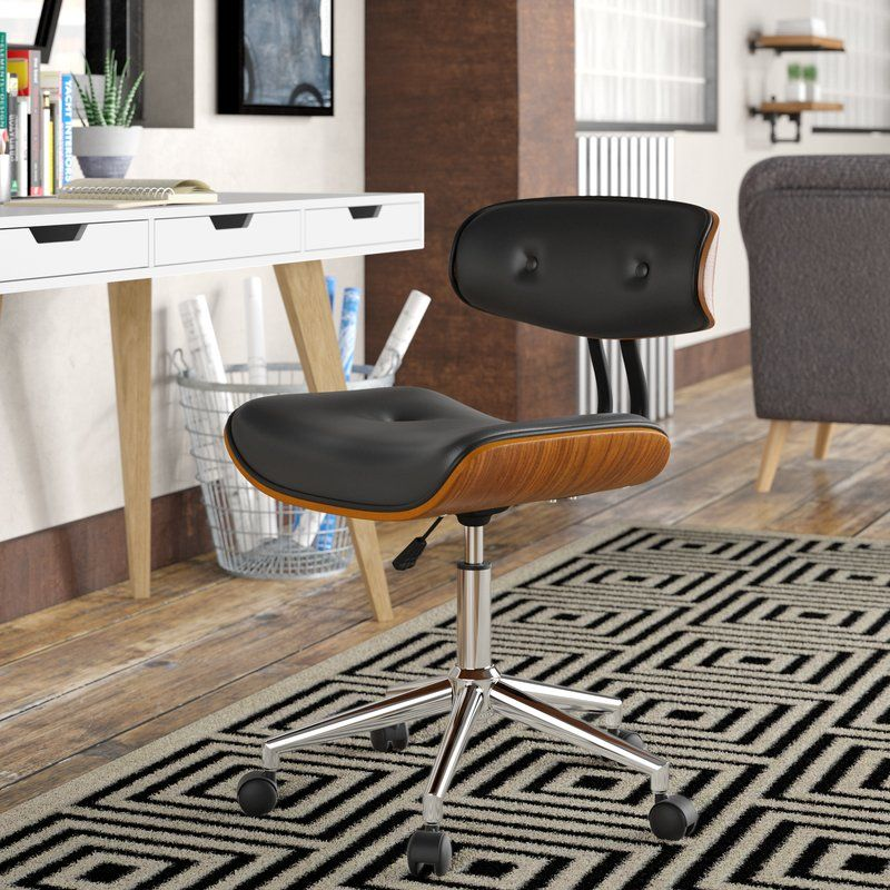 Bloomfield adjustable office lowback drafting chair