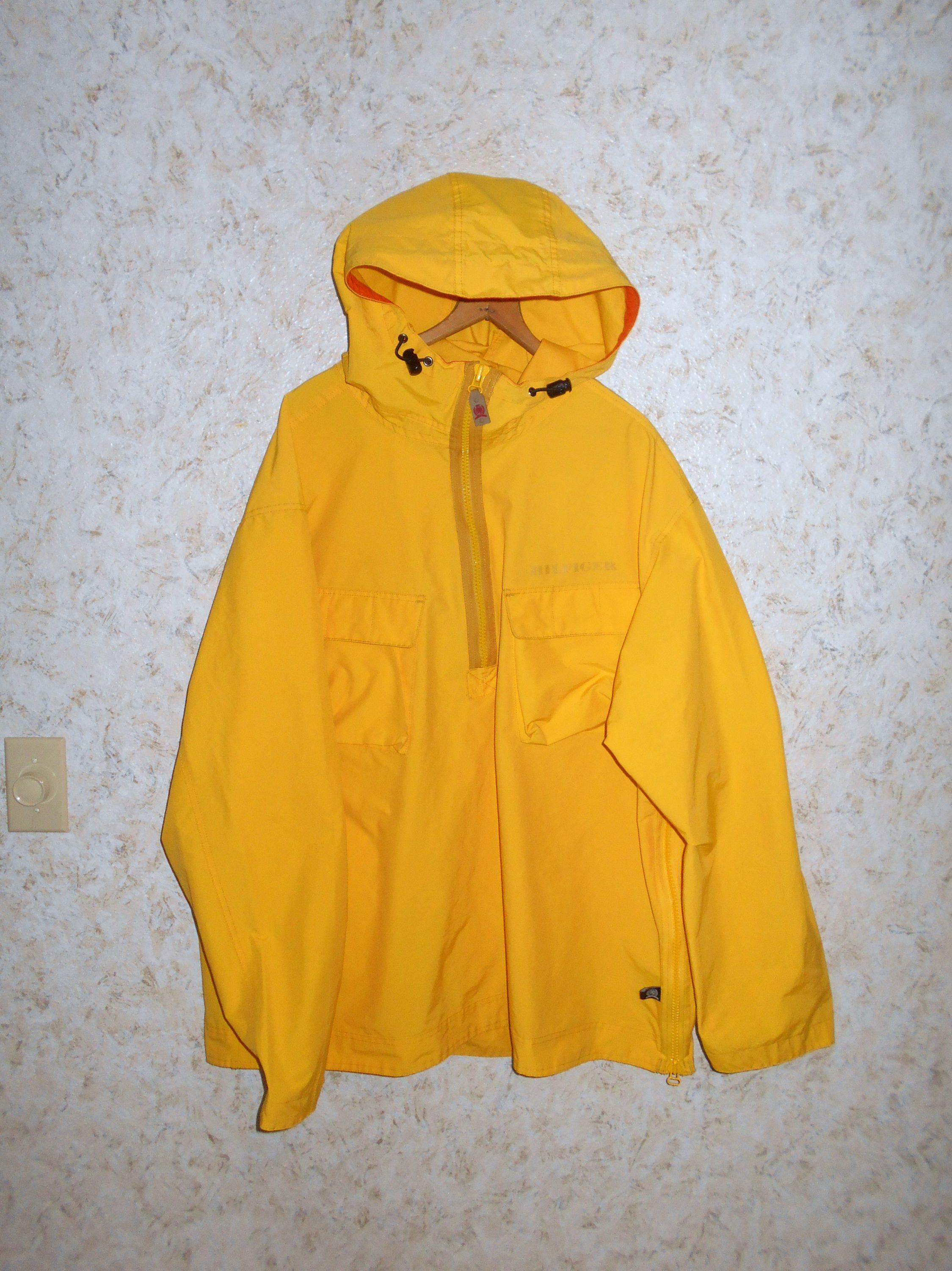 Vintage Tommy Hilfiger Yellow Sailing Yachting Pullover Etsy Pullover Windbreaker Windbreaker Jacket Tommy Hilfiger [ 3000 x 2249 Pixel ]