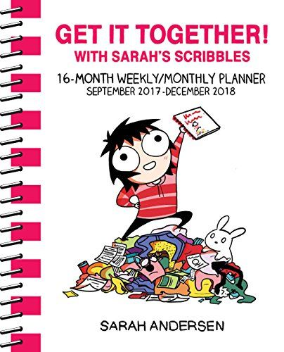 Sarahs scribbles 2017 2018 16 month weeklymonthly plann https teaching science fandeluxe Image collections