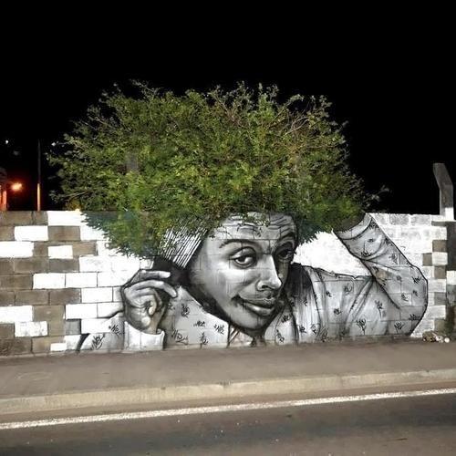 Caribbean Civilisation — Amazing street art by Martinican graffiti ...