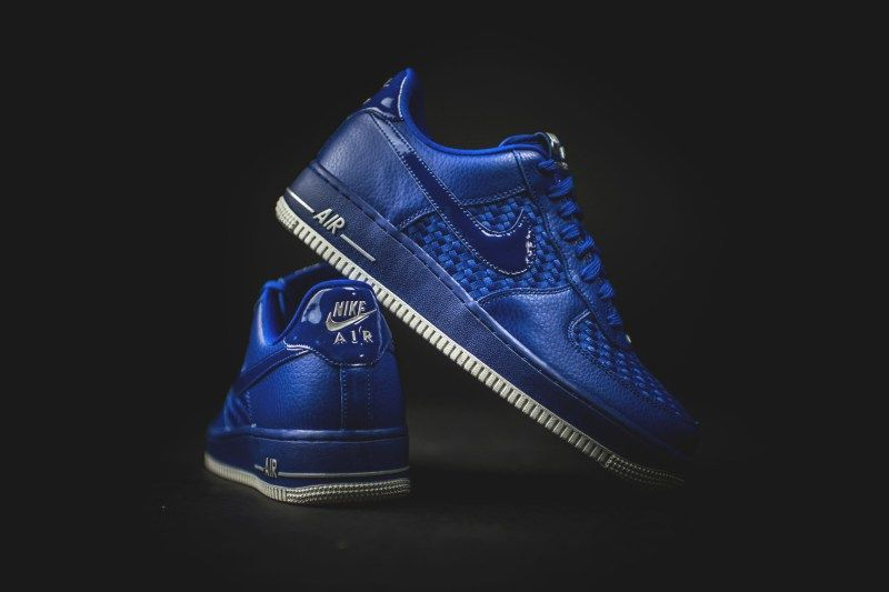 """Nike Air Force 1 '07 LV8 Woven """"Concord"""""""