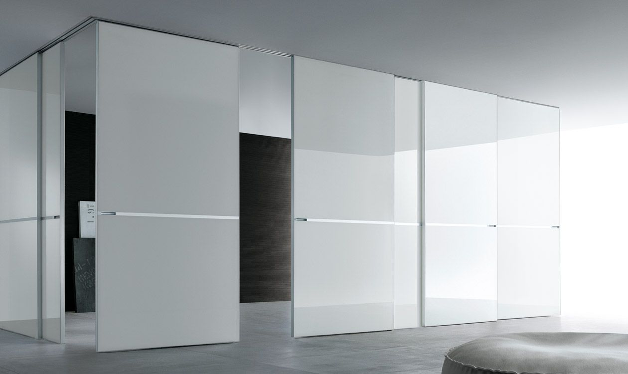 Beautiful Sliding Glass Door Systems - Rimadesio - Graphis porte ...