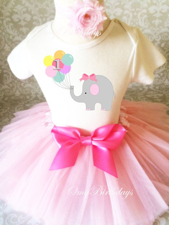 Fast Shipping Birthday Cute Colorful by BirthdayTutuOutfits | baby ...