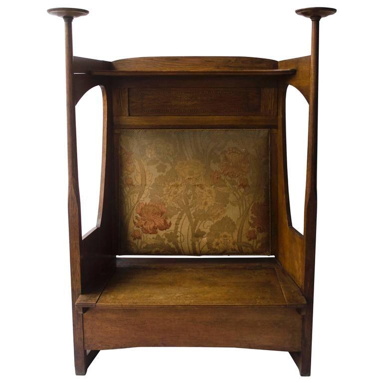 Resultado de imagem para voysey cabinet arts and crafts furniture