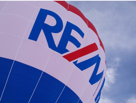 RE/MAX Hot Air Balloon remaxballoon Hot air balloon