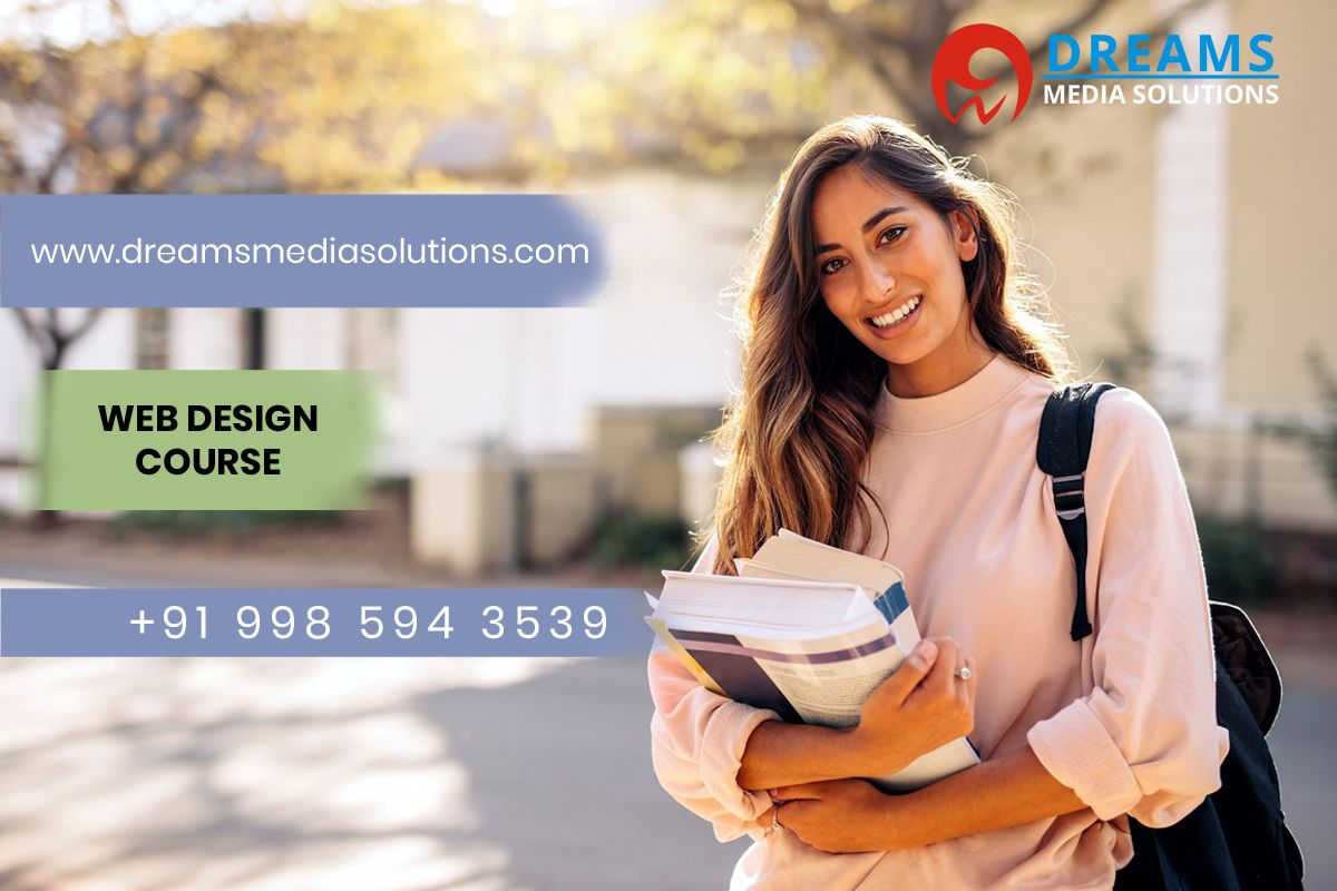 You Get Hands On Practical Training With High Standard Study Materials Required For Web Design Training Under In 2020 Web Design Course Web Design Training Web Design