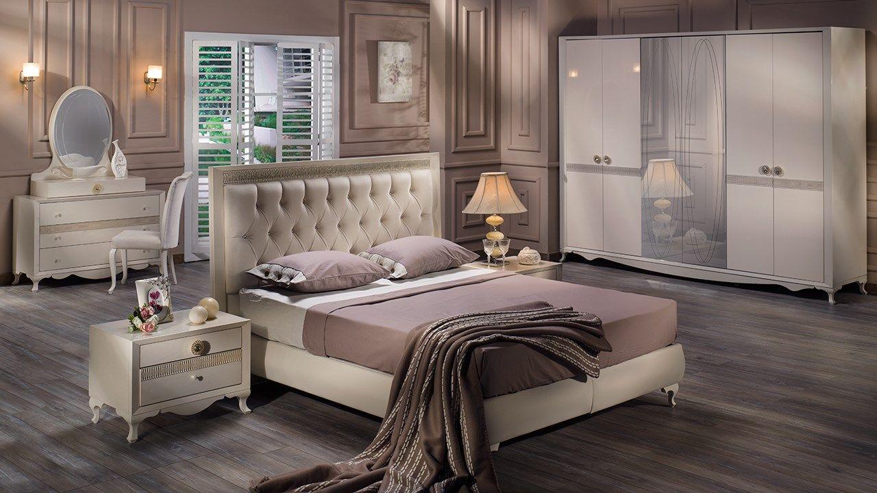 Sedef Yatak Odası Takımı   İstikbal