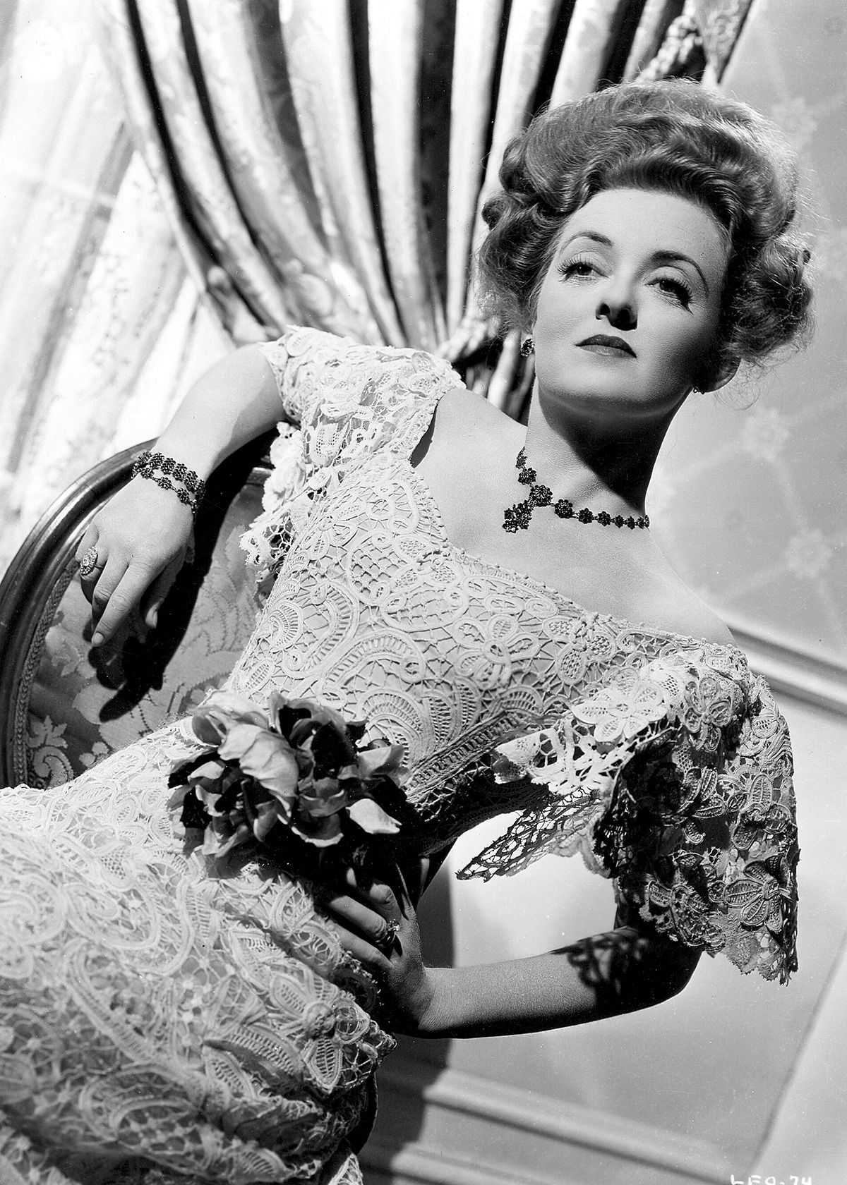 Turner Classic Movies — Bette Davis in THE LITTLE FOXES