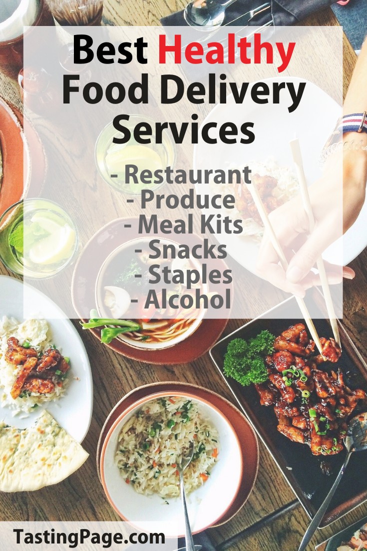 best food delivery diet plans