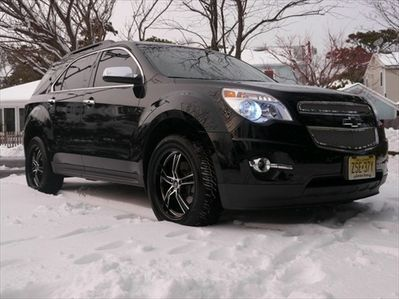 Equinox Chevrolet Equinox Custom Suv Tuning With Images Chevrolet Equinox Chevy Equinox Suv