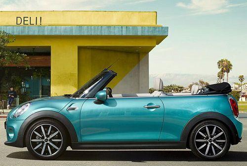 20 Harga Mobil Mini Cooper Termahal Terbaru 2021 Otomotifo Mini Cooper Mobil
