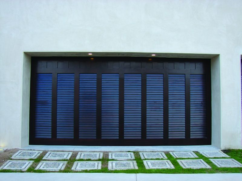 Charmant Trotter Overhead Door Wood Garage Door Photo Gallery OKC | Trotter Overhead  Door