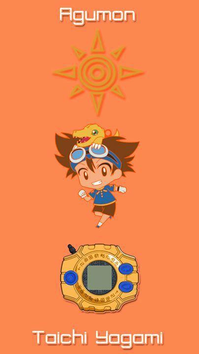 Taichi/Digimon Adventure