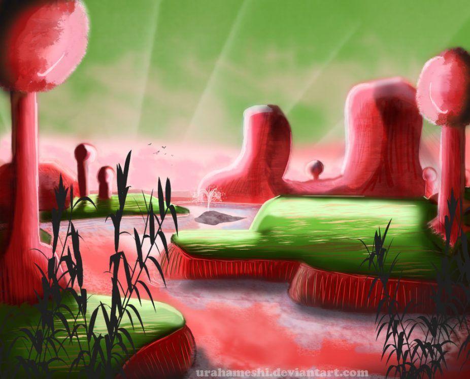 Cozy Split Complementary Color Scheme Paintings Concept Art Colors Painting Room