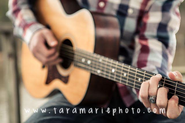 Guitar Guy Senior Portraits