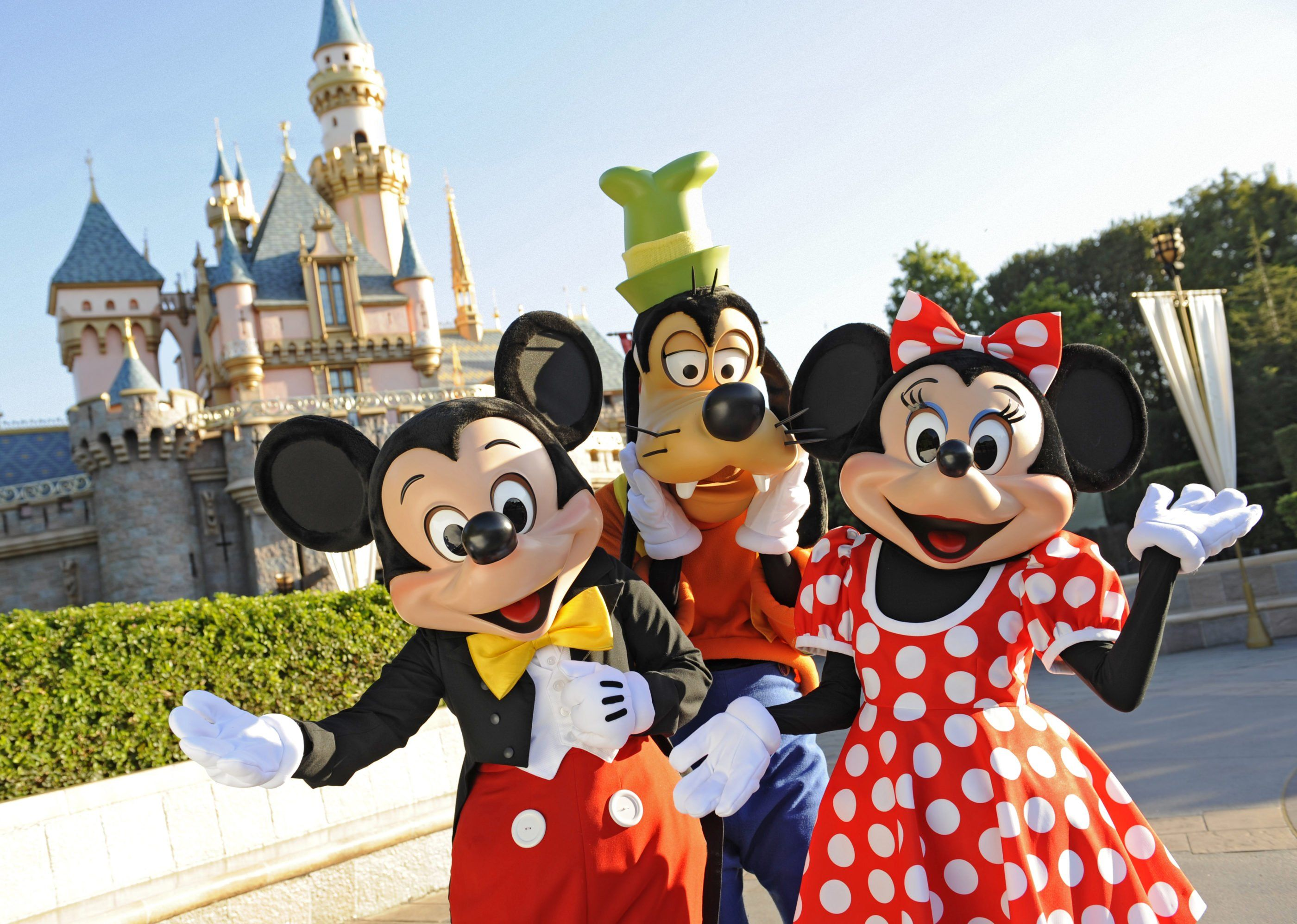 California S Most Incredible Theme Parks