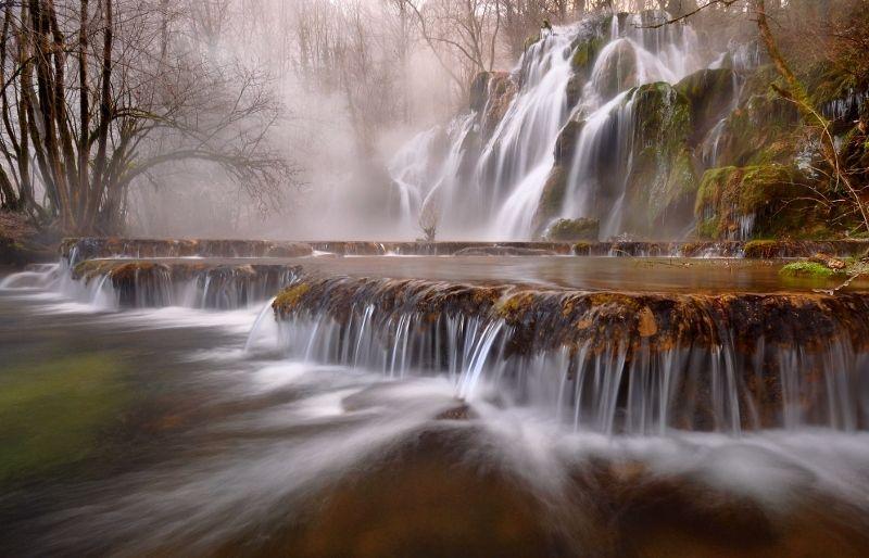 Tufs falls by Emmanuel Dautriche, via 500px
